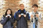 川崎フロンターレ選手商店街挨拶回り と 今年の抱負